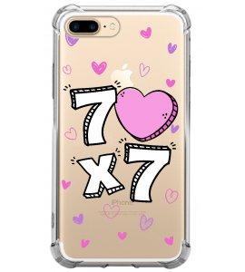 Capinha de celular (tpu premium) - GOSPEL 163 - 70X7