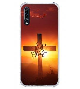 Capinha de celular - Gospel 174 - Just Love