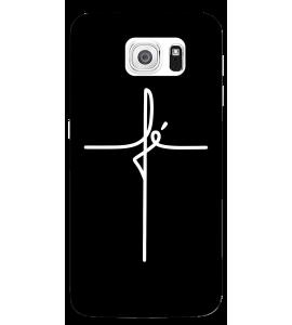 Capinha de celular (tpu premium) - GOSPEL 184 - FÉ
