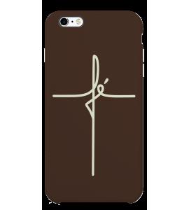 Capinha de celular (tpu premium) - GOSPEL 185 - Fé