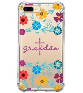 Capinha de celular - Gospel 193 - Gratidão