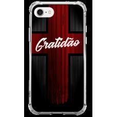Capinha para celular - Gospel 206 - Cruz Gratidão