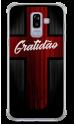 Capinha de celular - 1 Gospel 206 - Cruz Gratidão