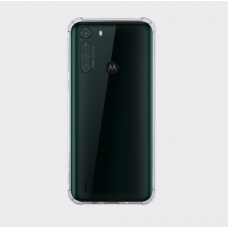 Motorola Moto One Fusion - Capinha Anti-impacto