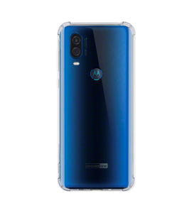 Motorola Moto One Vision - Capinha Anti-impacto