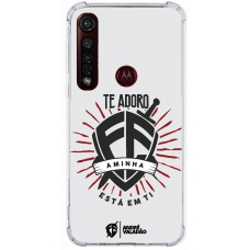 Capinha para celular - André Valadão 03 - A minha fé está em Ti