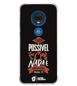 Capinha para celular - André Valadão 13 - Tudo é possível ao que crê