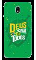 Capinha de celular (tpu premium) - André Valadão 12 - DEUS ACIMA DE TODOS