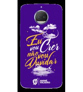 Capinha de celular (tpu premium) - André Valadão 15 - Eu vou crer não vou duvidar