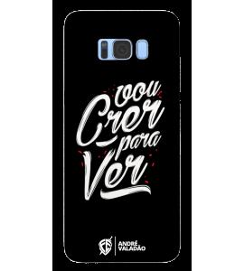 Capinha de celular (tpu premium) - André Valadão 16 - Eu vou crer para ver