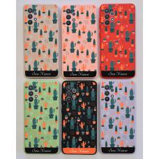 Capinha Silicone Case - Personalizada - Cactos 09