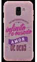 CAPINHA GLITTER - Gabi Sampaio 08 - Oh Impressionante infinito e ousado amor de Deus