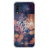Capinha para celular - Esther Marcos 06 - Be The Light