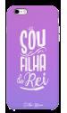 Capinha de celular (linha premium) - Esther Marcos 09 - Sou filha do Rei