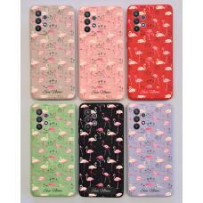 Capinha Silicone Case - Personalizada - Flamingo 04