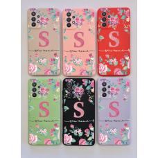 Capinha Silicone Case - Personalizada - Flores 11