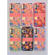 Capinha Silicone Case - Personalizada - Flores 19