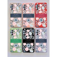 Capinha Silicone Case - Personalizada - Flores 18