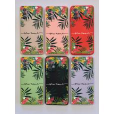 Capinha Silicone Case - Personalizada - Flores 30