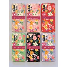 Capinha Silicone Case - Personalizada - Flores 34