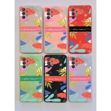 Capinha Silicone Case - Personalizada - Flores 36