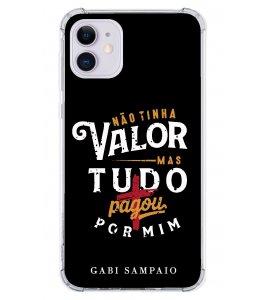 Capinha de celular (linha premium) - Gabi Sampaio 12 - Não tinha valor mas tudo pagou por mim