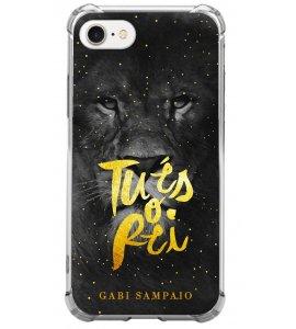 Capinha de celular (linha premium) - Gabi Sampaio 02 - Tu és o Rei