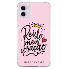 Capinha para celular - Gabi Sampaio 04 - Rei do meu coração