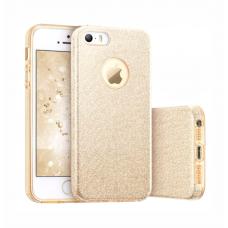 Capinha para celular Glitter Dourada - Sem personalização