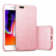 Capinha para celular Glitter Rosa - Sem personalização