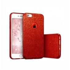 Capinha para celular Glitter Vermelha - Sem personalização