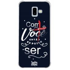 Capinha para celular - Isadora Pompeo 13 - Com você então eu posso ser