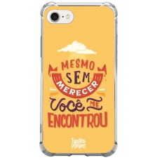 Capinha para celular - Isadora Pompeo 06 - Mesmo sem merecer você me encontrou