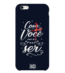 Capinha de celular (tpu premium) - Isadora Pompeo 13 - Com você então eu posso ser