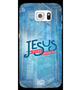 Capinha de celular (tpu premium) - Isadora Pompeo 04 - Jesus pode entrar