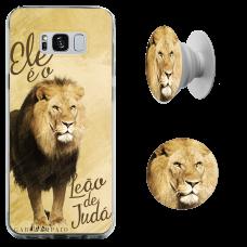 Kit Capinha com Pop-Selfie - Gabi Sampaio 03 - Ele é o Leão de Judá