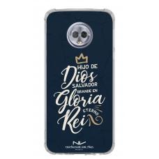 Capinha para celular - Novidade de Vida 05 - Hijo De Dios Salvador Grande En Gloria Eterno Rei