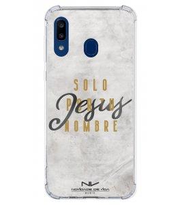 Capinha de celular (tpu premium) - Novidade de Vida 11 - Solo Por Tu Nombre  Jesus