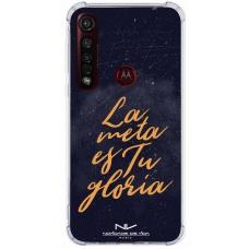 Capinha para celular - Novidade de Vida 12 - La Meta Es Tu Gloria