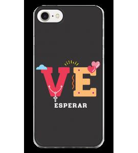 Capinha de celular (tpu premium) - Namorados 10 - VE - Escolhemos esperar