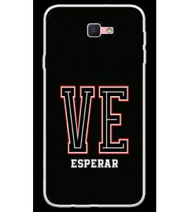 Capinha de celular (tpu premium) - Namorados 12 - VE - Escolhemos esperar