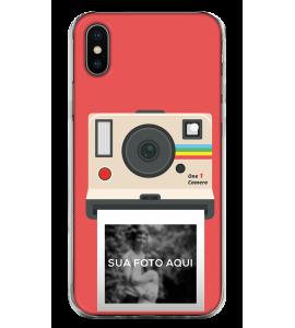 Capinha de celular (tpu premium) - Namorados 22 - Polaroid