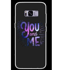 Capinha de celular (tpu premium) - Namorados 29 - You and Me