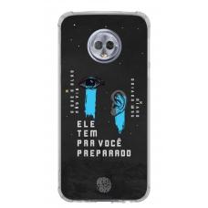Capinha para celular - Preto no Branco 03 - Ele tem pra você preparado