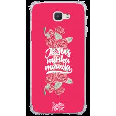 Capinha para celular - Isadora Pompeo 14 - Jesus Minha Morada