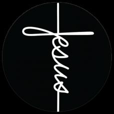 Capinha para Pop Gospel 186 - Capinha Jesus estilo cruz