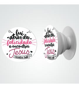 Pop Gospel - C H 11 - FUI ATRAS DA FELICIDADE