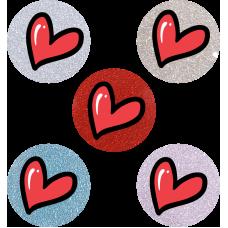 POP GLITTER 15 - Coração