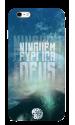 Capinha de celular (tpu premium) - Preto no Branco 01 - Ninguém Explica Deus