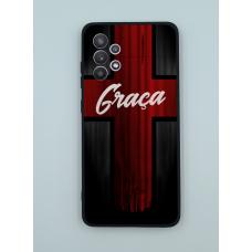 Capinha Silicone Case - Personalizada - Black - Religiosa 200
